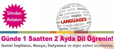 Yabancı Dil Eğitim Setleri