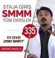 SMMM Staja Giriş Tüm Dersler Kampanyalı Eğitim Seti-335 TL