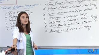 10.Sınıf Edebiyat Görüntülü Eğitim Seti