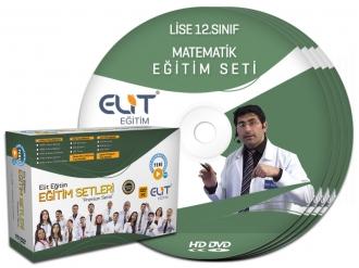 12.Sınıf Matematik Görüntülü Eğitim Seti