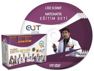 9.Sınıf Matematik Görüntülü Eğitim Seti