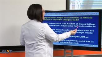 Açıköğretim Finansal Tablolar Analizi Soru Bankası