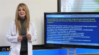 Açıköğretim İşletme Bilgi Sistemleri Soru Bankası