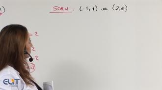 Açıköğretim Matematik-1 Soru Bankası