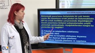 Açıköğretim Pazarlama İletişimi Soru Bankası
