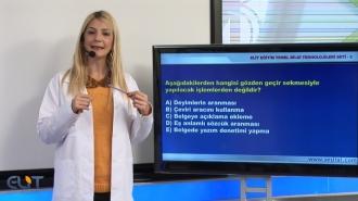 Açıköğretim Temel Bilgi Teknolojileri-1 Soru Bankası