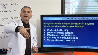 Açıköğretim Türk Dili-2 Soru Bankası