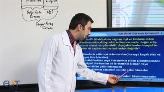 Açıköğretim Türk Vergi Sistemi Soru Bankası
