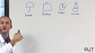 Japonca Tüm Seviyeler Görüntülü Eğitim Seti
