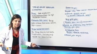 KPSS-A Muhasebe Standartları Görüntülü Eğitim Seti