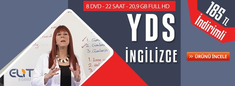 YDS İngilizce Eğitim Seti