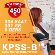 KPSS Genel Kültür Genel Yetenek Tüm Dersler Kampanya