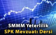 SMMM Sınavına Eklenen Sermaye Piyasası Mevzuatı Konusu