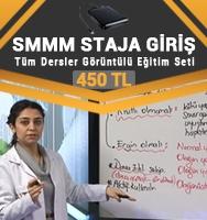 SMMM Staja Giriş Tüm Dersler Kampanyalı Eğitim Seti-450 TL