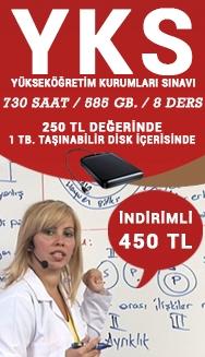 YKS Tüm Dersler Eğitim Seti Kampanya