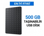 500 GB Taşınabilir Disk