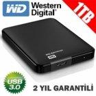 Western Digital 1 TB USB 3.0 Taşınabilir Disk