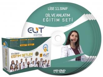 11.Sınıf Dil ve Anlatım Görüntülü Eğitim Seti