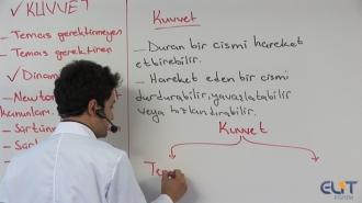 Açık Lise Fizik-1 Görüntülü Eğitim Seti