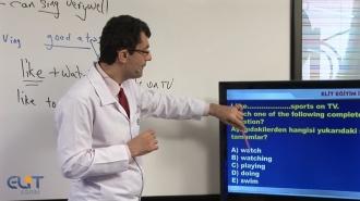 Açıköğretim İngilizce-2 Soru Bankası