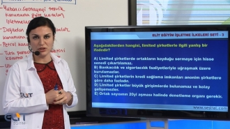 Açıköğretim İşletme İlkeleri Soru Bankası