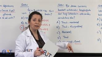 Açıköğretim İstatistik-1 Eğitim Seti
