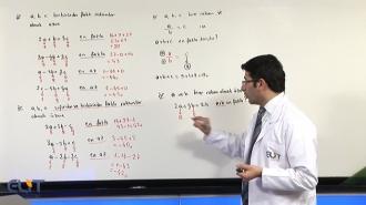 ALES Matematik Görüntülü Eğitim Seti