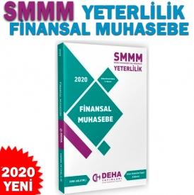 Deha SMMM Yeterlilik Finansal Muhasebe Kitabı
