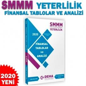 Deha SMMM Yeterlilik Finansal Tablolar ve Analizi Kitabı
