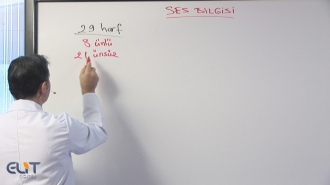 DGS Türkçe Görüntülü Eğitim Seti