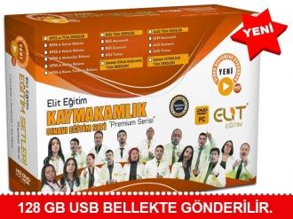 Elit Kaymakamlık Eğitim Setleri (128 GB Usb Bellek içinde)