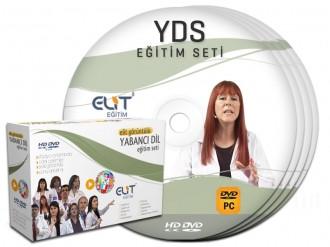 Elit Görüntülü Genel İngilizce ve YDS Görüntülü Eğitim Seti