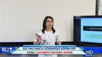 İtalyanca Tüm Seviyeler Görüntülü Eğitim Seti
