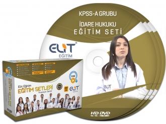 KPSS-A İdare Hukuku Görüntülü Eğitim Seti