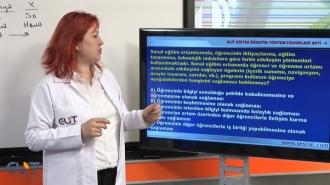 KPSS Öğretim Yöntem ve Teknikleri Görüntülü Eğitim Seti