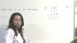 SMMM Staja Giriş Matematik Görüntülü Eğitim Seti