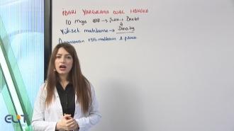 SMMM Yeterlilik İdari Yargılama Görüntülü Eğitim Seti