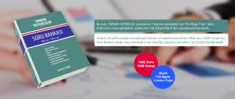 SMMM Yeterlilik Tüm Dersler Soru Bankası Kitabı