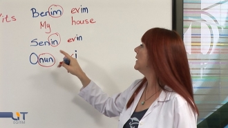 Yabancılar için Türkçe Görüntülü Eğitim Seti